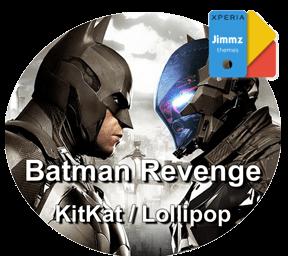 Tải Giao diện Batman Revenge Theme cho Android