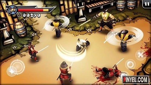tai samurai 2 vengeance