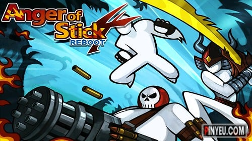 anger of stick 4 cho android ios
