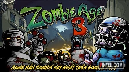 choi game Zombie age 3