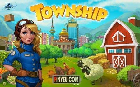 game nong trai township