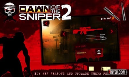 tai game dawn of the sniper cho android