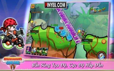tai game gungun online