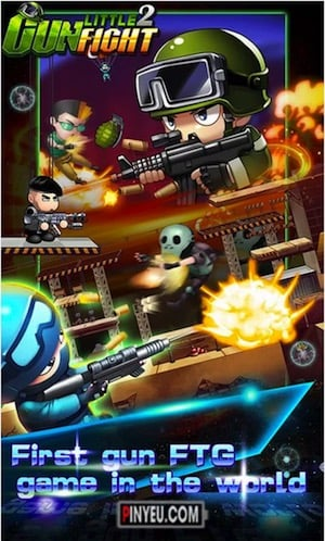 tai little gunfight 2 cho android