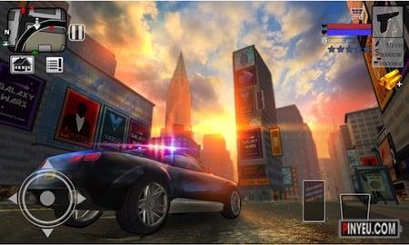 tai Police vs Gangster New York 3D