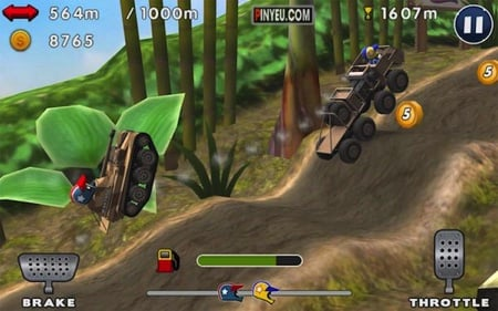 gioi thieu game mini racing adventures