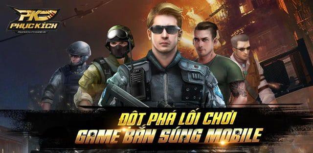 phuc kich mobile cho dien thoai