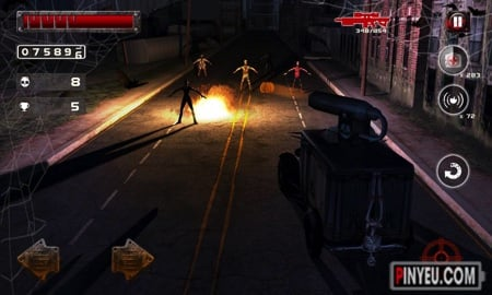 tai game android hay zombie squad