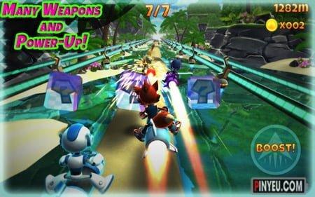 tai game rocket racer mien phi