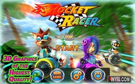tai game rocket racer