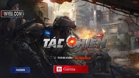 Tác Chiến Garena cho iphone android