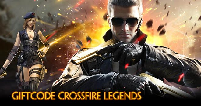 giftcode crossfire legends