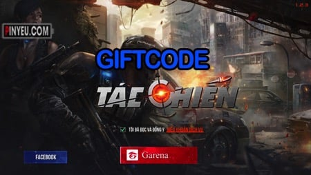 giftcode tac chien