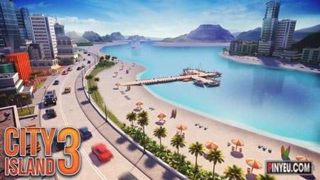 tai city island 3 building sim