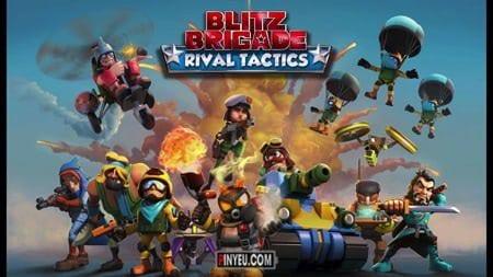 tai game Blitz Brigade Rival Tactics