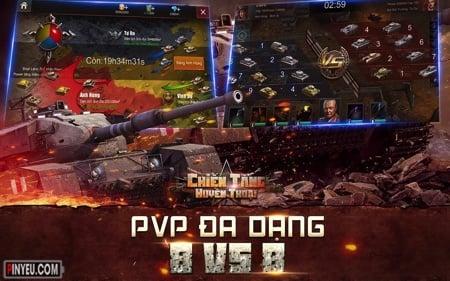 chien tang huyen thoai cho android ios