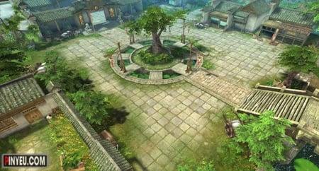 game do hoa 3d Thiện Nữ u hồn Mobile