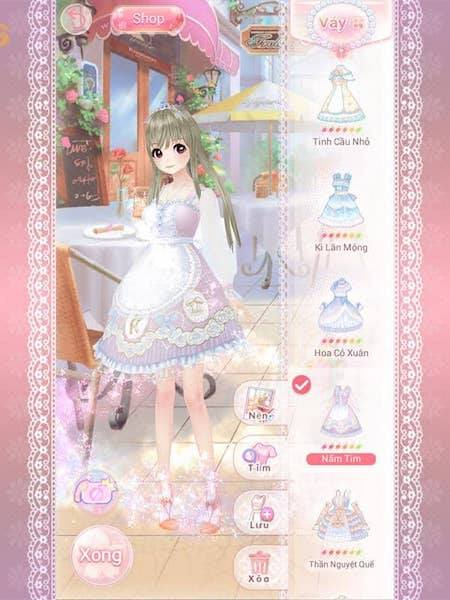 hinh anh trong game alice 3d