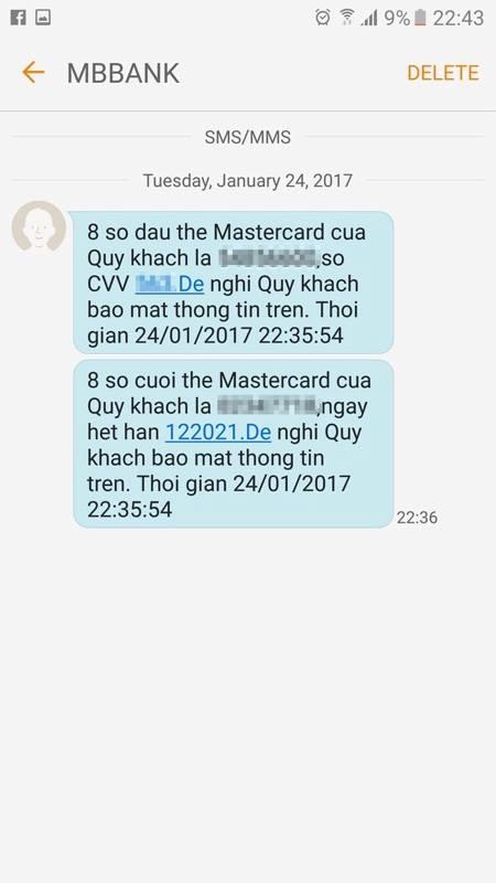 mo the mastercard cua bankplus cua viettel