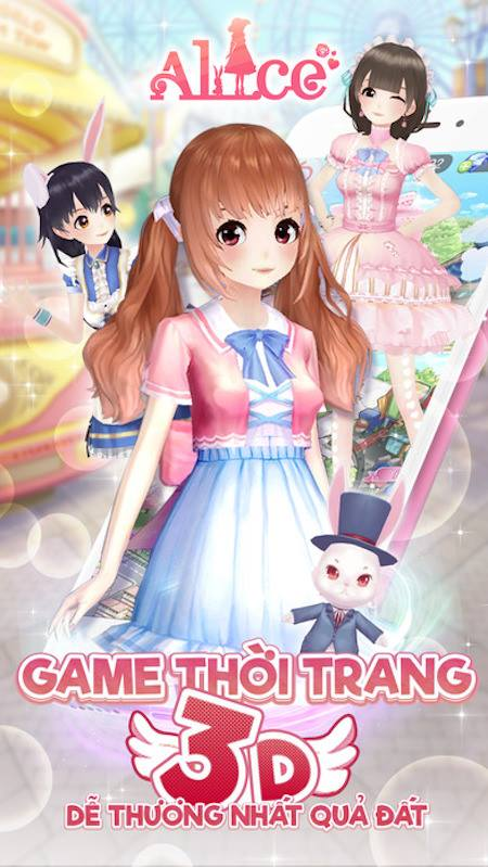 tai game alice 3d cho mobile