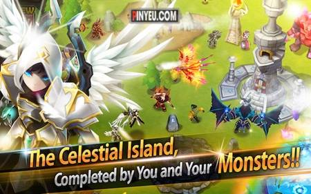 tai game summoners war cho Android