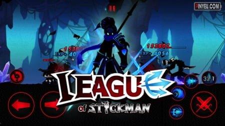 tai League of Stickman: Warriors