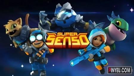 tai Super Senso cho android