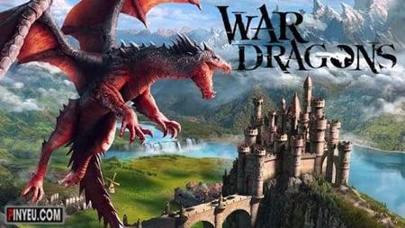 war dragons cho dien thoai