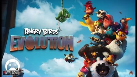 tai game angry birds evolution cho android ios