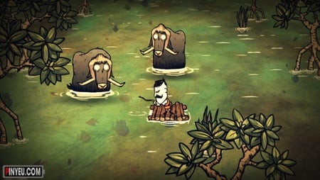 Tai game Don't Starve: Shipwrecked