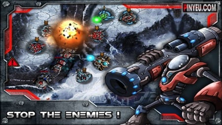 tai game galaxy defense 2 tower game