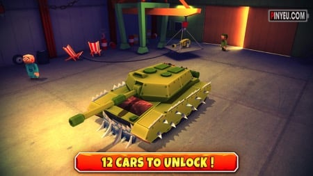 zombie offroad safari cho Android