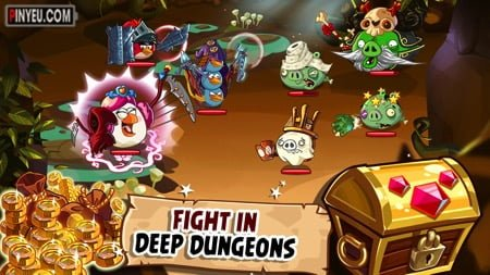 Tai game Angry Birds Epic RPG