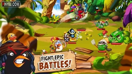 Tai game Angry Birds Epic