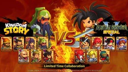 Tai kingdom story brave legion