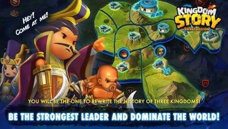 kingdom story cho android