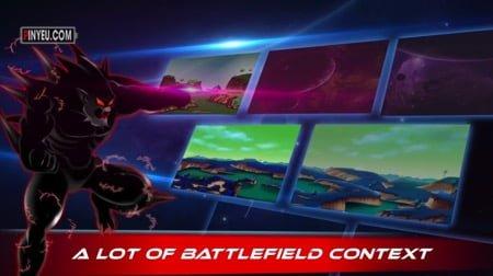 Tai Dragon Shadow Battle Warriors cho android