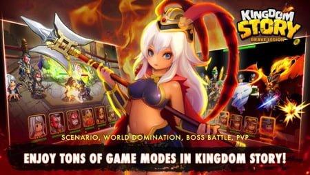Tai game kingdom story