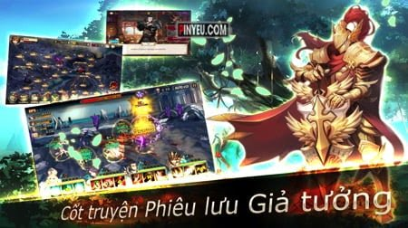 Tai game King's Raid cho Android