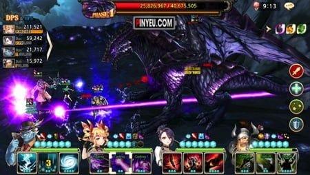 tai game king's raid