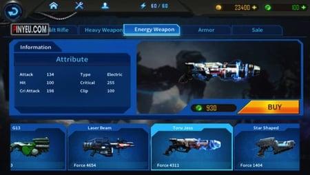 Tai space armor 2
