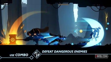 tai game Overdrive - Ninja Shadow Revenge