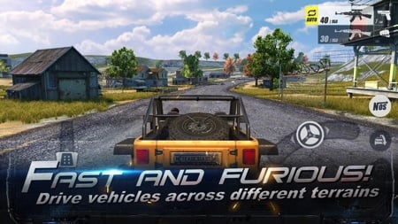 rules of survival game giong pubg