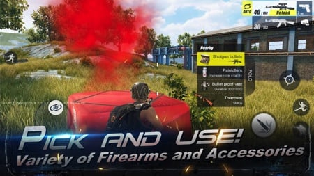 tai rules of survival