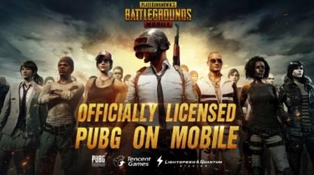 tai game PUBG Mobile