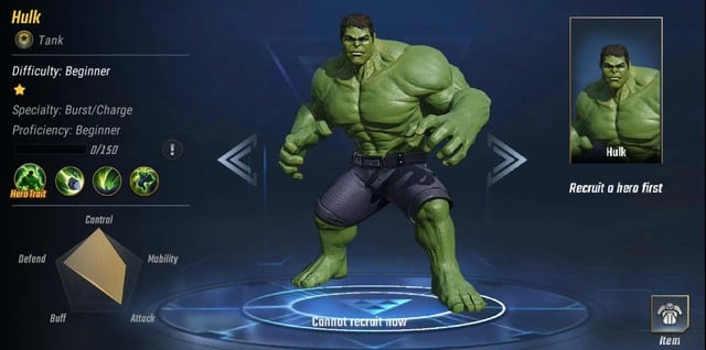 game marvel super war hanh dong android