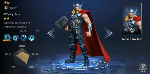 tai MARVEL Super War cho android