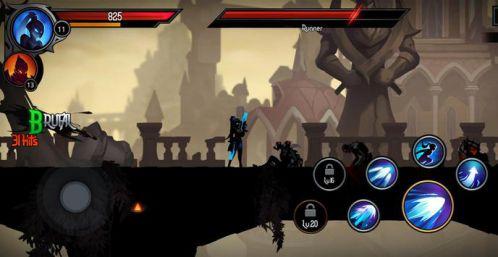 game kỵ sỹ bóng đêm Shadow Knight