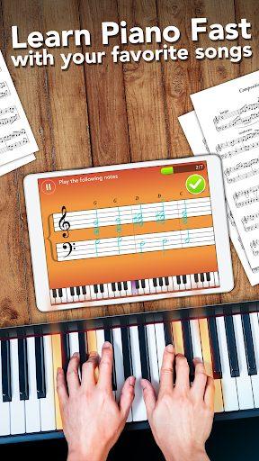 Ứng dụng dạy học piano